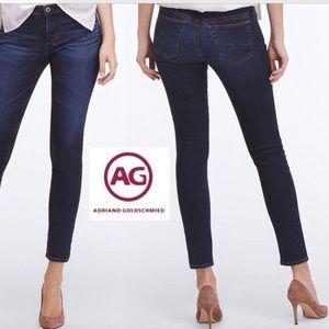 AG Theory the Stilt Cigarette Straight Leg Jeans